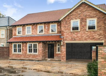 Thumbnail 6 bed detached house for sale in Hollymead Court, Selby