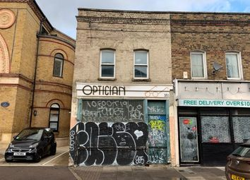 Thumbnail Commercial property for sale in Old Ford Road, Hackney, London