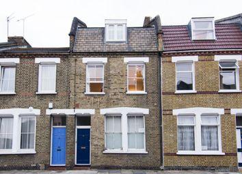 Thumbnail 3 bed flat to rent in Senrab Street, London