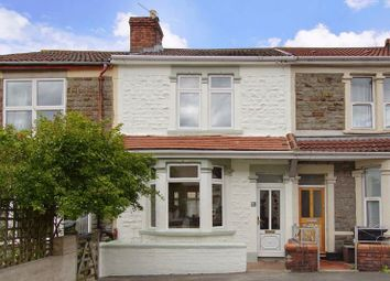 Thumbnail 2 bed terraced house for sale in Speedwell Avenue, Bristol