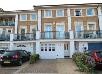 Thumbnail 4 bed terraced house to rent in Victory Mews, Brighton Marina Village, Brighton