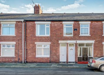 Thumbnail 2 bed flat for sale in Lilburn Street, North Shields