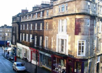 Thumbnail 1 bed flat to rent in Cleveland Terrace, Bath