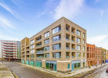 Thumbnail 1 bed flat for sale in Fusion Court, 51 Sclater Street, London