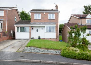 Thumbnail 4 bedroom detached house for sale in Cromwell Road, Bolsover, Chesterfield