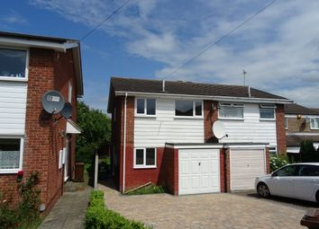Thumbnail 3 bed semi-detached house to rent in Birchtree Close, Wakefield