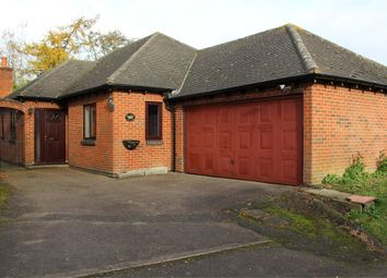 Thumbnail 4 bed detached bungalow to rent in Dunton Lane, Ashby Parva, Lutterworth, Leicestershire