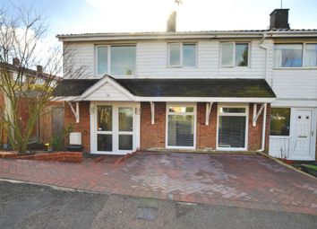 Thumbnail 5 bedroom end terrace house for sale in Featherston Road, Stevenage, Hertfordshire