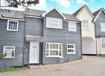 Thumbnail 2 bedroom terraced house to rent in Bakers Court, Bishops Stortford, Hertfordshire
