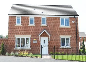 "Thumbnail 4 bed detached house for sale in ""The Clandon Plus"" at D'urton Lane, Broughton, Preston"