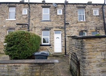 Thumbnail 2 bed terraced house to rent in Glen Terrace, Hipperholme, Halifax