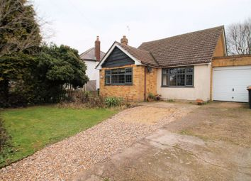 Thumbnail 2 bed detached bungalow for sale in High Street, Eaton Bray, Bedfordshire