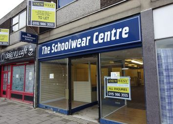 Thumbnail Retail premises to let in 16 Bridge Place, Worksop