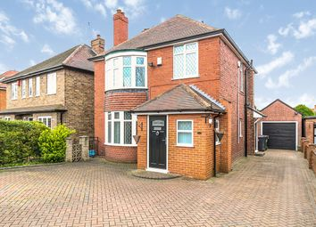 Thumbnail 3 bed detached house for sale in Woodsetts Road, North Anston, Sheffield, South Yorkshire