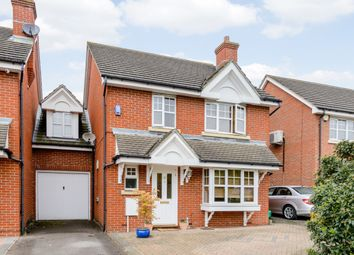 Thumbnail 4 bed link-detached house for sale in Stalham Way, Ilford, London