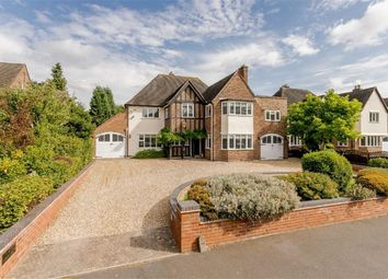 Thumbnail 5 bed detached house for sale in Wyvern Road, Sutton Coldfield, West Midlands