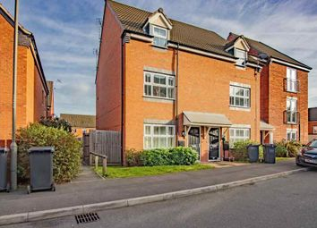Thumbnail 2 bed flat for sale in Long Eaton, Nottingham