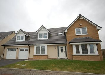 Thumbnail 5 bedroom detached house to rent in Newlands Gardens, Portlethen, Aberdeenshire