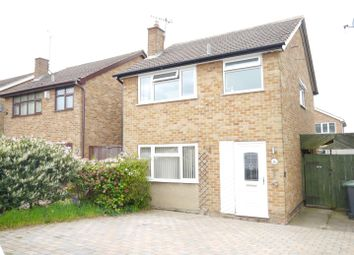 Thumbnail 3 bed detached house to rent in Wordsworth Road, Awsworth, Nottingham