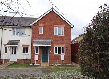 Thumbnail 3 bed end terrace house for sale in Marbled White Drive, Ipswich