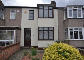 Thumbnail 3 bed terraced house to rent in Abbs Cross Gardens, Hornchurch