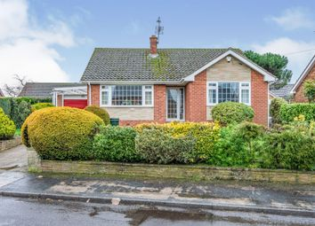 Thumbnail 2 bed detached bungalow for sale in Lilac Grove, Bawtry, Doncaster