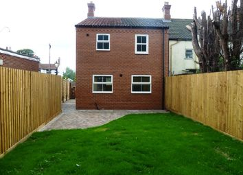 Thumbnail 3 bed cottage to rent in Keeling Street, North Somercotes, Louth