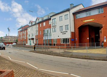 Thumbnail 2 bed flat for sale in Drakeford Court, Stafford