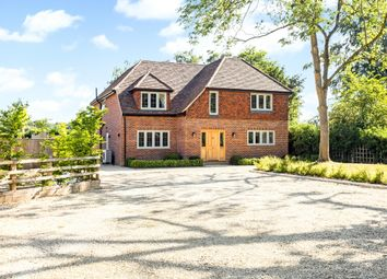 Thumbnail 4 bed detached house to rent in Bix, Henley-On-Thames