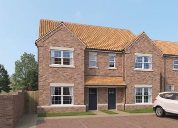 Thumbnail 3 bed semi-detached house for sale in The Sycamore, Plot 49, The Meadows, Topcliffe Lane, Dishforth