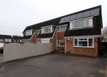 Thumbnail 3 bed end terrace house for sale in Devonshire Way, Fareham