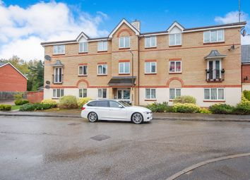 Thumbnail 2 bed flat for sale in Ethelreda Drive, Thetford, Norfolk