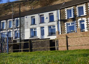 Thumbnail 2 bed terraced house for sale in Bridgend Road, Pontycymer, Bridgend