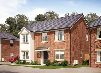 "Thumbnail 4 bed property for sale in ""The Pendlebury "" at High Gill Road, Nunthorpe, Middlesbrough"