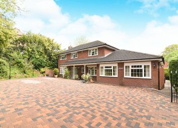 Thumbnail 5 bed detached house for sale in Torrs Close, Redditch
