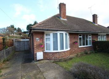 Thumbnail 2 bedroom semi-detached bungalow for sale in St Augustines Gardens, Ipswich