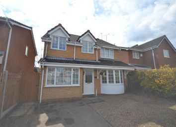 Thumbnail 4 bed detached house for sale in Thorpe Marriot, Norwich