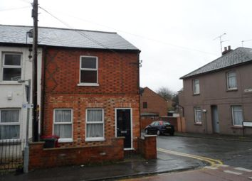 Thumbnail 2 bedroom end terrace house to rent in Wolseley Street, Reading
