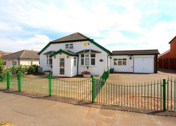Thumbnail 4 bed detached bungalow for sale in Colby Drive, Thurmaston, Leicester