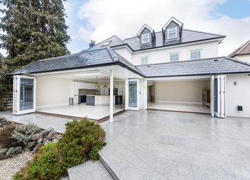 Thumbnail 6 bed detached house to rent in Wolsey Road, East Molesey
