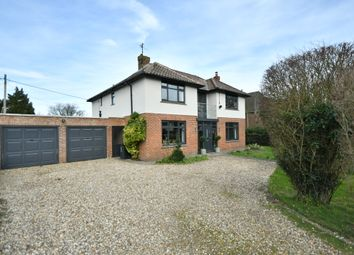 Thumbnail 5 bed detached house for sale in Butts Road, Chiseldon