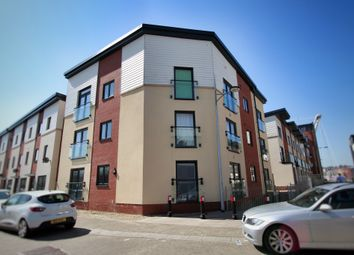 Thumbnail 2 bed flat for sale in Millennium Walk, Newport