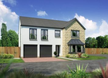 "Thumbnail 5 bedroom detached house for sale in ""Melton"" at Whitehills Gardens, Cove, Aberdeen"