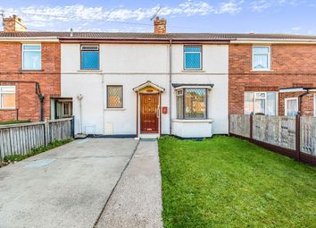 Thumbnail 3 bed terraced house to rent in King George Square, Kirk Sandall, Doncaster