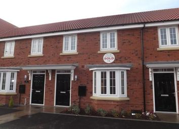 Thumbnail 3 bedroom terraced house to rent in Derwent Drive, Doncaster
