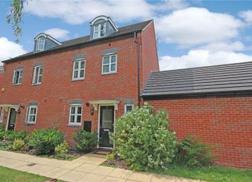 Thumbnail 4 bed semi-detached house for sale in Beagle Close, Leicester