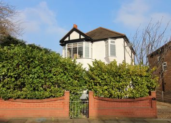 Thumbnail 3 bed detached house for sale in Cambridge Avenue, Gidea Park, Romford