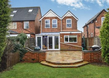 Thumbnail 3 bedroom detached house for sale in Jockey Road, Boldmere, Sutton Coldfield