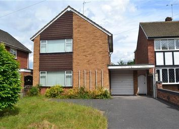 Thumbnail 3 bed detached house for sale in Yeadon Gardens, Finchfield, Wolverhampton