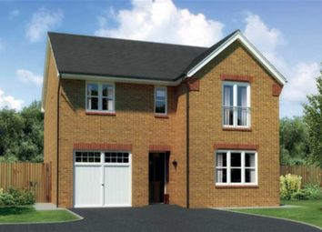 Thumbnail 4 bed detached house for sale in Ffordd Eldon, Sychdyn, Mold